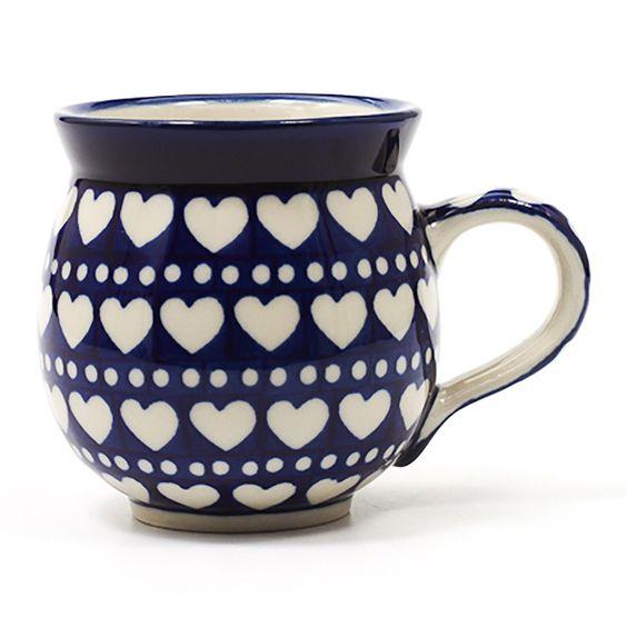 Bunzlau Castle - Blue Valentine Mug