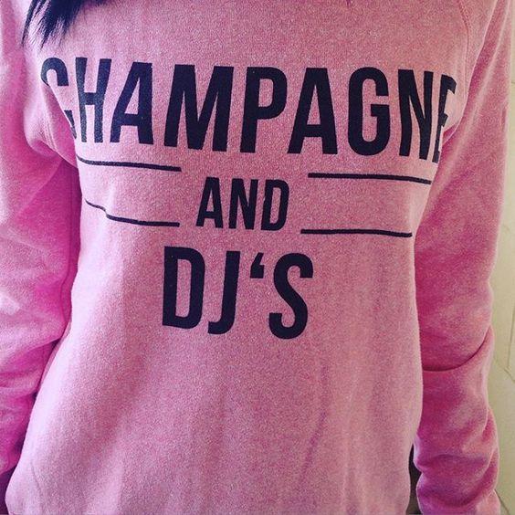 #printedtee #clubinstagram #champagne #dj