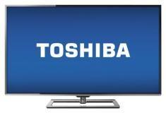 "Toshiba - Cinema Series 65"" Class (64-1/2"" Diag.) - LED - 1080p - 240Hz - Smart - 3D - HDTV - 65L7350U - Best Buy"