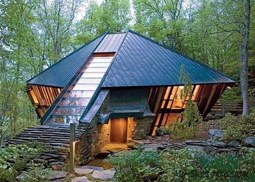 Top Eco Friendly Design Ideas To Build Your Dream House My Sweet House Dream Home Design House Design Dream House