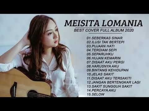 Meisita Lomania Cover Full Album Youtube In 2021 Album Youtube Cover
