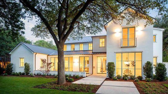 Santa Barbara Style Modern Stuns in Preston Hollow - Preston Hollow - Dallas Business Journal