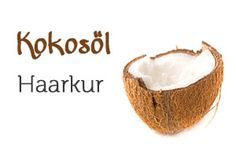 Anleitung für warme Haarkur mit Kokosöl. Ich schwöre, die beste Pflege für deine Haare ist Kokosöl. Probier es aus!