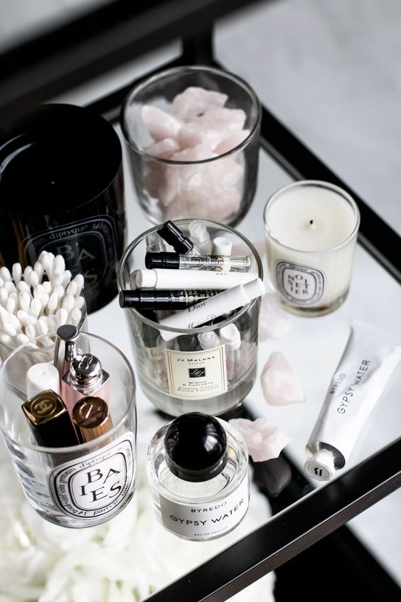 Tips for repurposing your candle jars   keeping them clean: