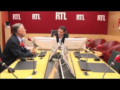 """Alain Duhamel: """"Le livre de Valérie Trierweiler est une vengeance carabinée"""""""