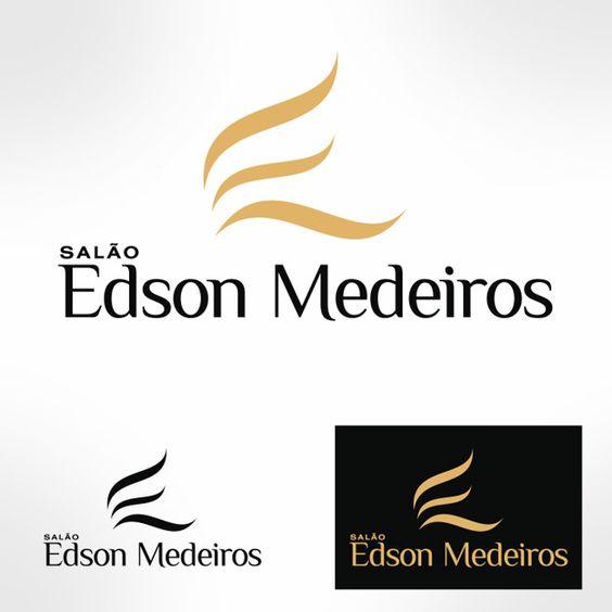 Marca Salão Edson Medeiros - Caicó/RN