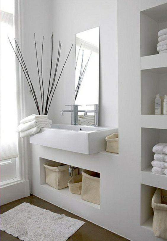 Moderne Badezimmer Ideen - coole Badezimmermöbel Wohnen - moderne armaturen badezimmer