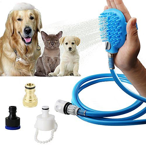 Pet Bathing Tool Pet Shower Sprayer For Dog And Cat Bathing