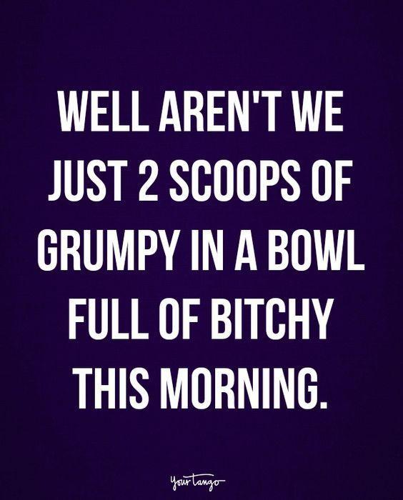 Sarcastic Morning Quotes : sarcastic, morning, quotes, Funny, Quotes, QUOTATION, Image, Description, Snappy, Quote…, Morning, Funny,, Quotes,, Snarky