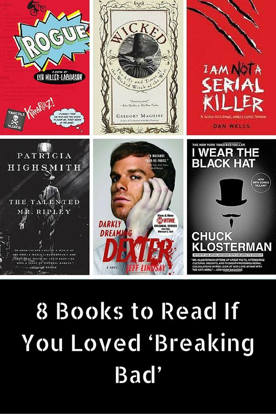 Can't get enough Breaking Bad? Then you'll love these books | 8 Books to Read If You Loved 'Breaking Bad'