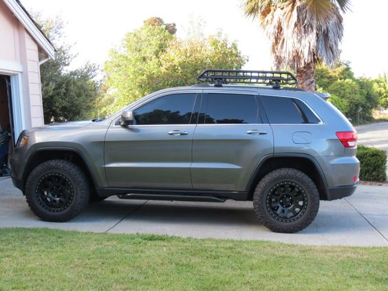 If I drove a Grand Cherokee. This one is 2012. www.jeepforum.com