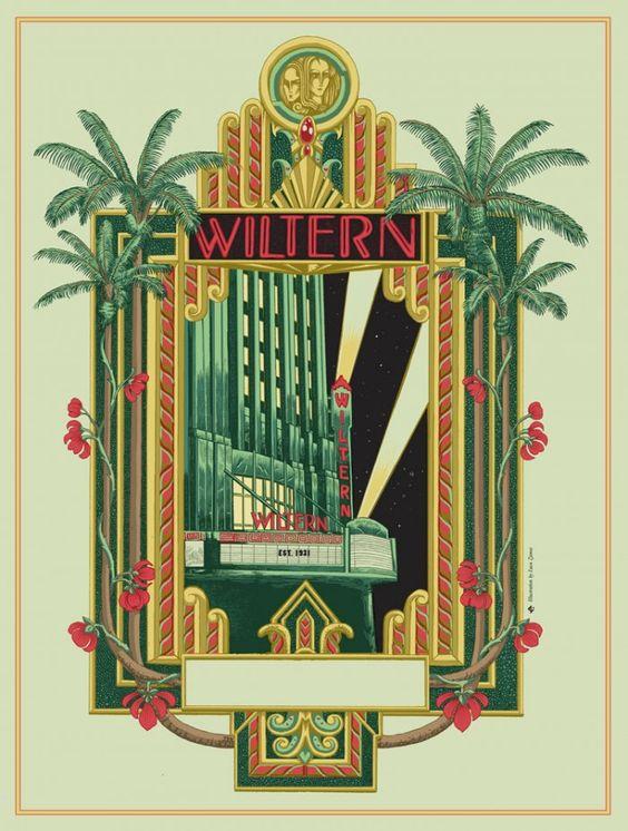 Wiltern Theatre by Luca Zamoc