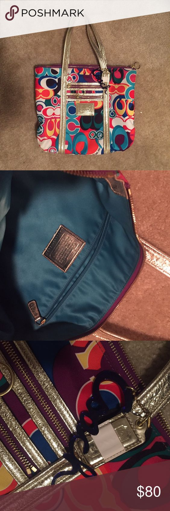 🆕Coach Purse🆕 Poppy Collection Coach Accessories