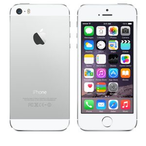 iPhone 5s 32GB Silver (GSM) - Apple Store (U.S.) $599/ $149 with carrier