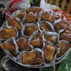 Another good share,  recipe to make Baklava