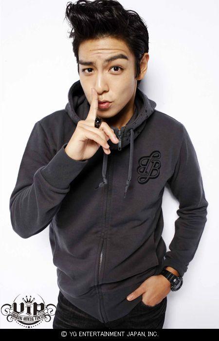 T.O.P for BIGBANG x UNIQLO