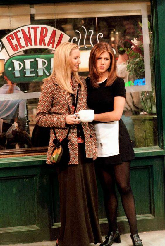 Phoebe & Rachel Friends TV Show: