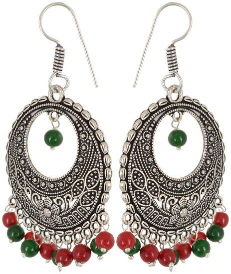 Waama Jewels Pearl Dangle & Drop Earring, Multi-Colour Party Wear For Women, Gift For Women, best on today - Waama Jewels Earring