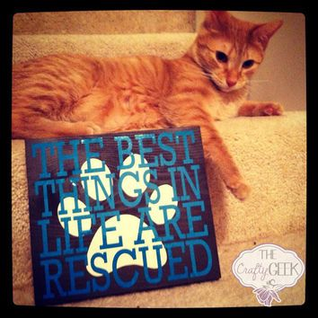 Shop Rescue For Life on Wanelo