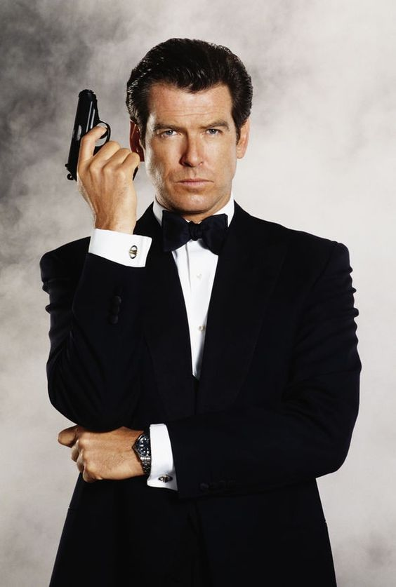 Pin By Jamie Moon On Iconic Movie Images James Bond Actors