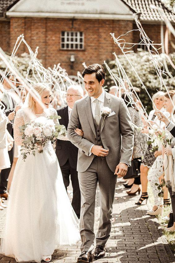 Hochzeit Wedding Wands