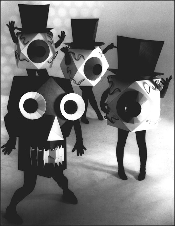 The Residents.