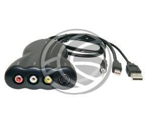 Conversor Mini DisplayPort a vídeo compuesto y S-VHS que permite conectar un ordenador con salida de vídeo digital Mini DisplayPort a una TV con entrada de vído compuesto o S-VHS. En el lado del ordenador dispone de conector Mini DisplayPort macho, conector de audio minijack de 3,5 macho y conector USB de tipo A macho (este último sirve para la alimentación). En el lado de la TV dispone de salida de vídeo compuesto, audio estéreo y S-VHS.