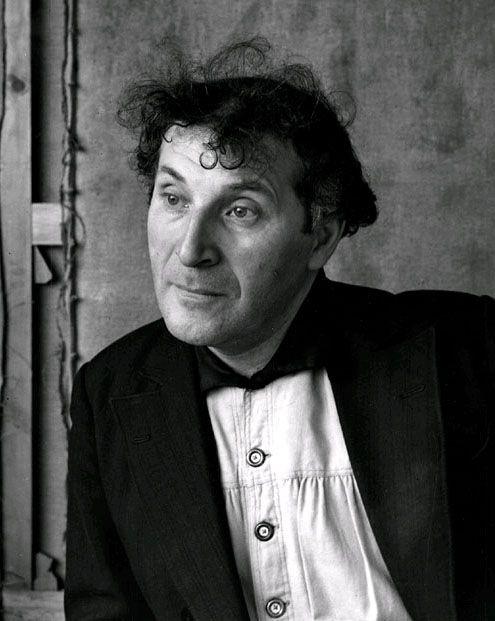 Marc Chagall, Paris, 1934 -by Horacio Coppola