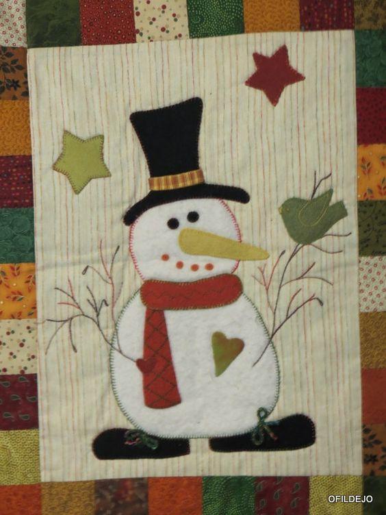 rigolo: Breakfast Quick, Quilt Patch, Cuadros Clásicos, Noel Christmas