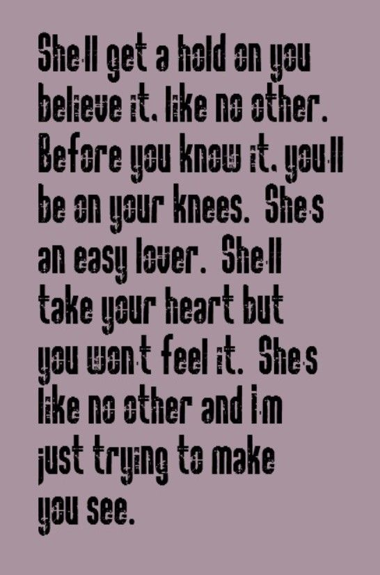 Phil Collins - Easy Lover - Song Lyrics, Music Lyrics, Song Quotes, Music Quote, songs