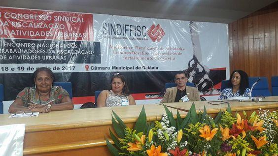 18/05/2017 - II Encontro 2 Mesa 2 Parte com Eliane Aparecida dos Santos, Elisabete de Sousa Rodrigues do Nascimento e José Jacinto Rego da Silva