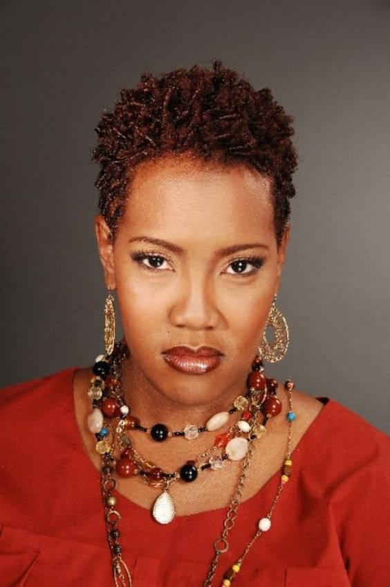 Awe Inspiring Oval Faces Short Natural Hairstyles And Black Women On Pinterest Short Hairstyles For Black Women Fulllsitofus