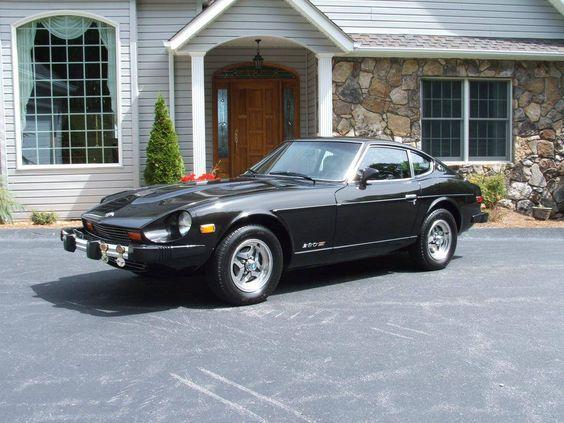 1978 Datsun 280Z Limited Edition Black Pearl