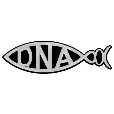 Dna Fish Dna Car Emblem Emblems Pinterest