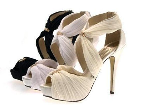 wedding wedges for bride | Photo Gallery of the Choosing Right Wedding Shoes For Bride