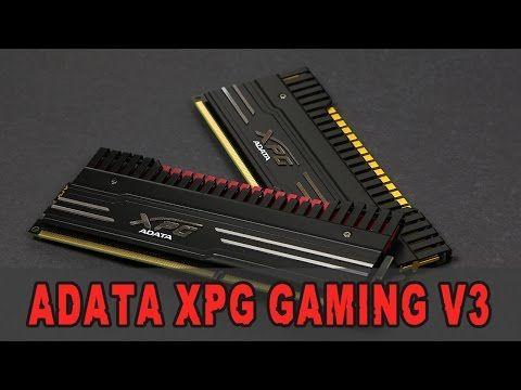 [Review] Adata XPG Gaming v3 DDR3-1600 CL9 8GB Kit - Unboxing & Review (German) - http://cpudomain.com/memory/review-adata-xpg-gaming-v3-ddr3-1600-cl9-8gb-kit-unboxing-review-german/