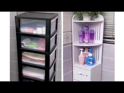 منظمات أول مرة تشوفيها للمطبخ ولحمامات الصغيرة وإستغلال لمساحات Youtube Baking Tools Organization Locker Storage Tool Organization