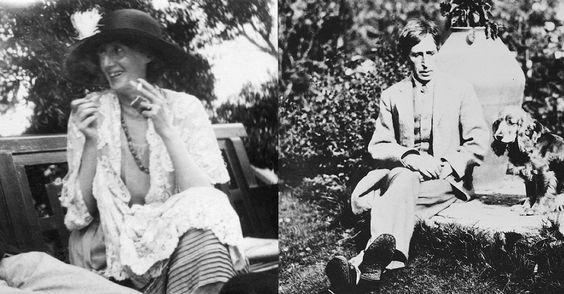 V. Woolf 25/1/1882 – 28/3/1941 a marqué la société littéraire anglaise de la première moitié du XXème siècle. Membre central du Bloomsbury Group, elle a publié des romans & essais incontournables comme Mrs Dalloway ou Une Chambre à soi. En 1912, elle épousa celui qu'elle surnommait « le Juif sans le sou » & avec qui elle resta toute sa vie, Leonard Woolf. Les liens qui les unirent furent indéfectibles. Elle lui adressa sa dernière missive avant de se suicider dans la River Ourse.