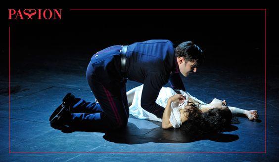 Ryan Silverman (Giorgio Bachetti) et Natalie Dessay (Fosca)