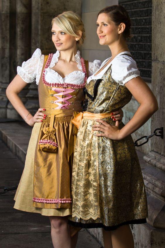 Wiesn Week: Glamouröse Wiesn-Looks #1 - #Fashionvictress #Wiesn #Dirndl #Oktoberfest