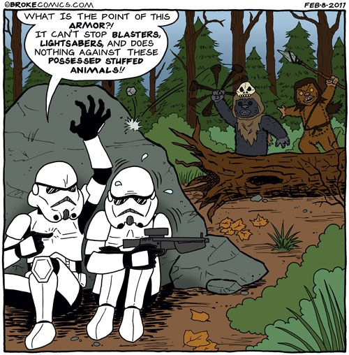 Trooper Armor by Alec Fritz