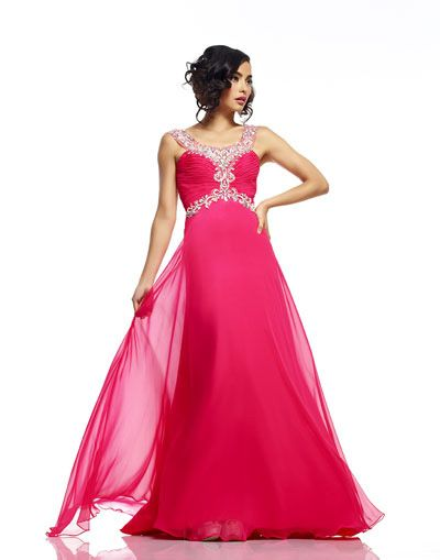Riva Designs R9717 prom dress available in Cobalt Silver; Raspberry Silver; #formal #dress #prom