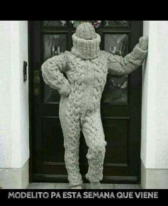 Modelito Para El Frio Memes Winter Funny Pictures