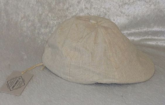 St Johns Bay Mens Ivy Cap 6 Panel hat linen natural size S-M NEW  14.99 free us shipping http://www.ebay.com/itm/St-Johns-Bay-Mens-Ivy-Cap-6-Panel-hat-linen-natural-size-S-M-NEW-/252468072180?hash=item3ac8450ef4