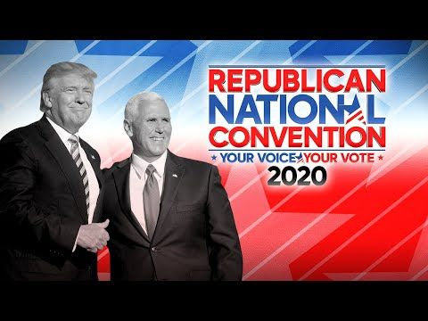 Watch Live Rnc Convention Day 3 Featuring Speeches From Vp Mike Pence Kellyanne Conway Lara Trump In 2020 Rnc Rnc Convention Trump