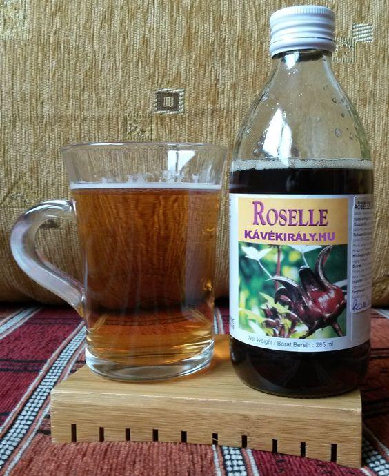 Édesség és egészség kéz a kézben: a finom Roselle Juice a DXN-től