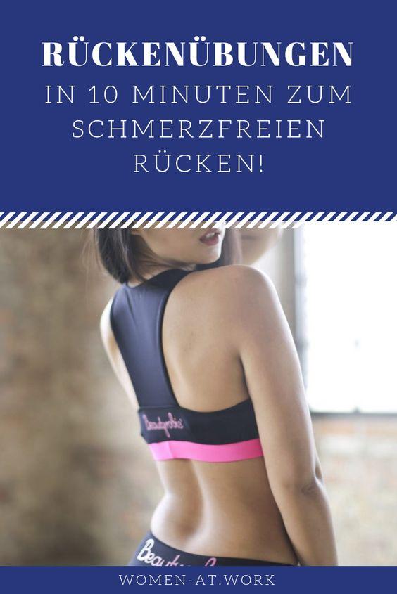 Schmerzen im Rücken – gut 85 Prozent aller Deutschen plagen sie regelmäßig. Dabei lassen sich die Probleme meist ganz einfach weg üben. Bequem daheim oder zwischendurch im Büro. WAW hat für dich eine leichte, aber äußerst wirksame Rückenschule zusammen gestellt.