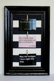 The DIY Designer: Homemade gift ideas that don't look DIY | Nooga.com