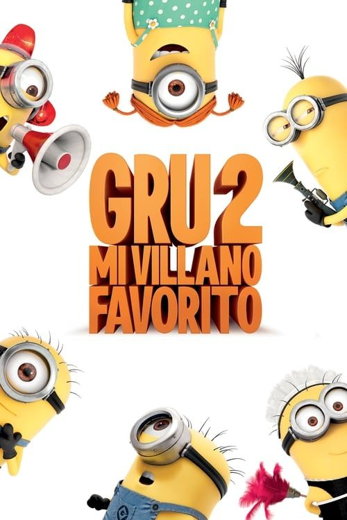 Despicable Me 2 Fuii Movie Streaming Despicable Me 2 Despicable Me Pierre Coffin