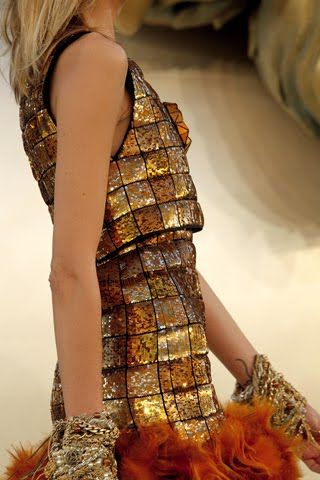 Absolutely stunning outfit. CHANEL FW 2011/12